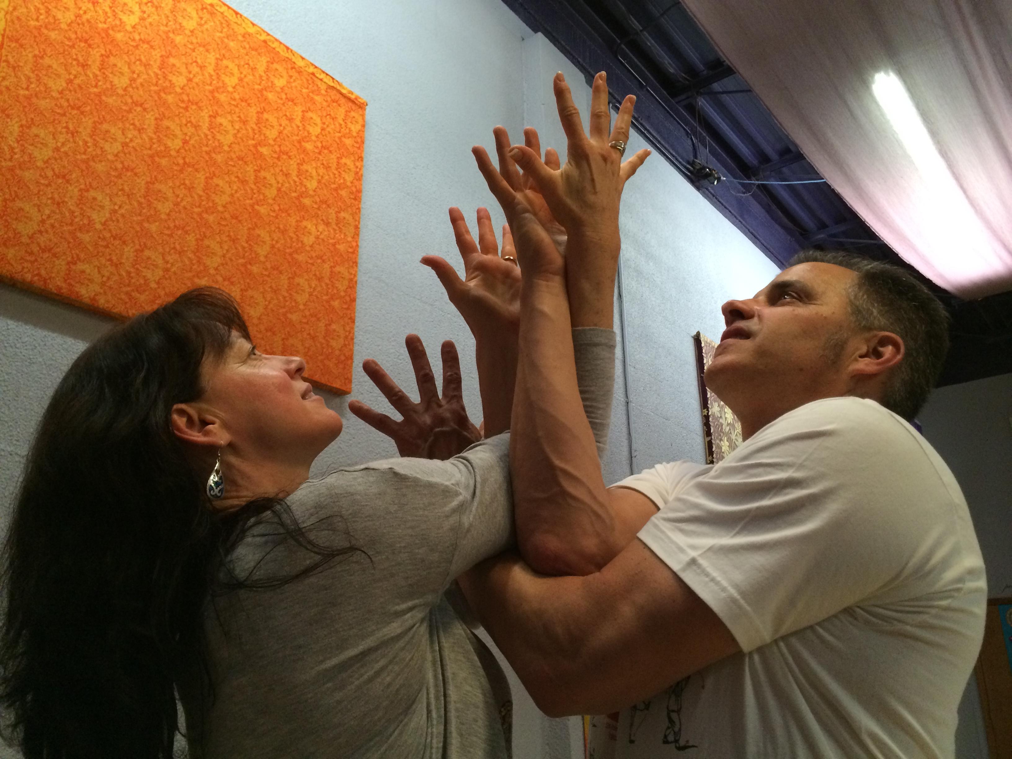 Relaxation Partner Yoga