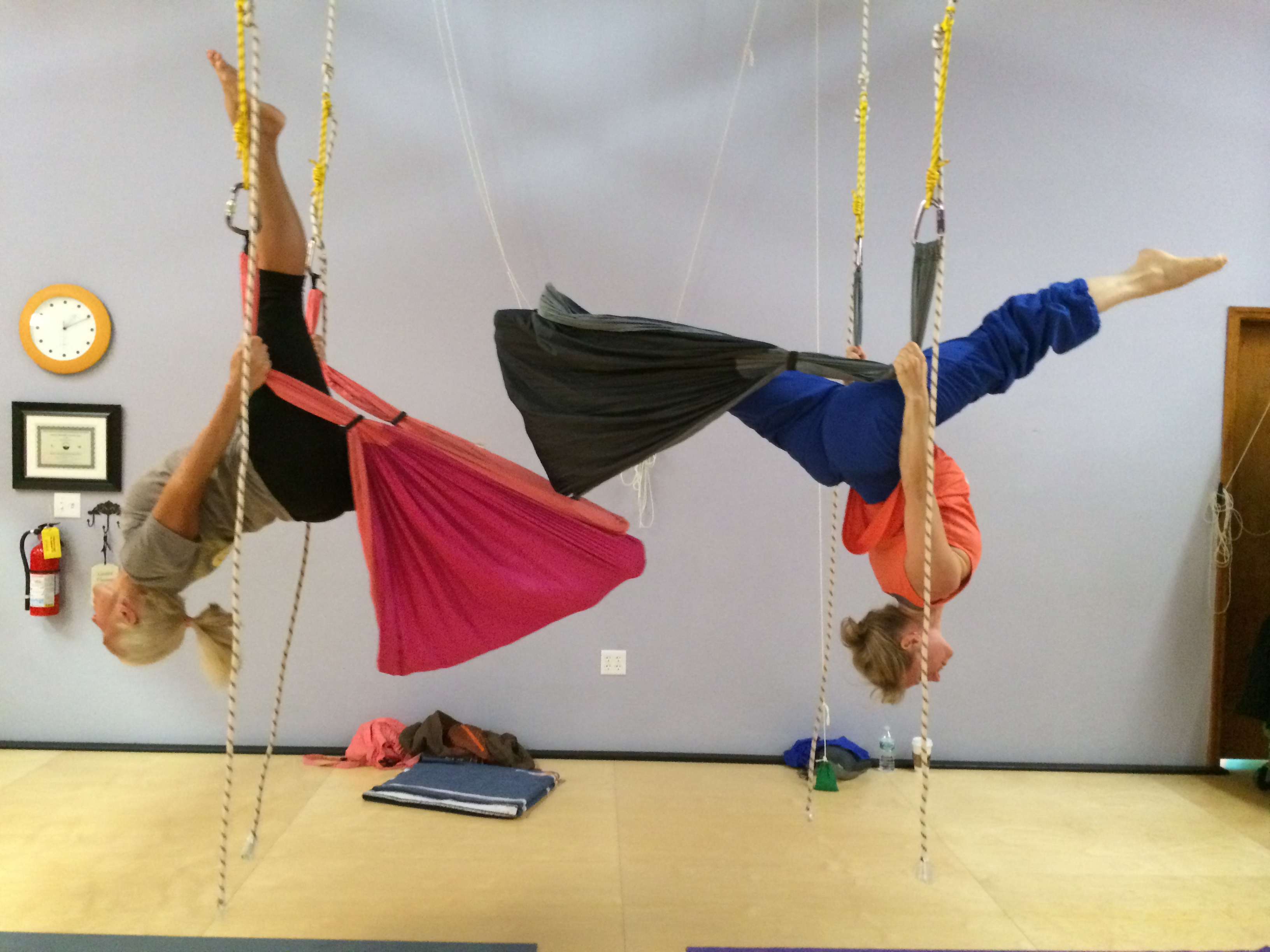 Aerial Yoga - The Workshop